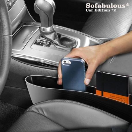 Organizador para Coche Sofabulous Car Edition (pack de 2)